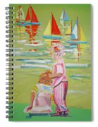 The Toy Regatta Spiral Notebook