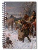 The Underground Railroad Spiral Notebook