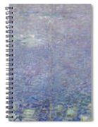 The Water Lilies, Morning Spiral Notebook