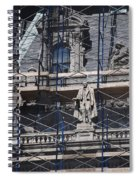 The Wiseguys Spiral Notebook