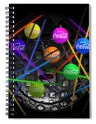 Thirst Spiral Notebook