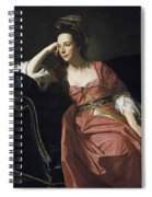 Thomas Gage Spiral Notebook