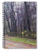Thomas Road Spiral Notebook