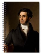 Thomas Sully Spiral Notebook