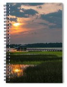 Thriving Beauty Of The Lowcountry Spiral Notebook