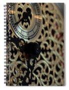 Tick Tock Spiral Notebook