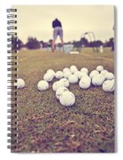 Time On The Range Spiral Notebook