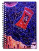 Time Traveler Spiral Notebook