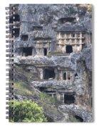 Tlos - Turkey Spiral Notebook