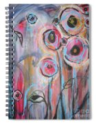 Too Many Temptations Spiral Notebook