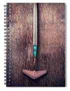 Tools On Wood 50 Spiral Notebook