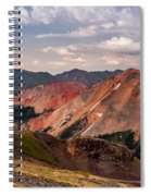 Top Of The World Spiral Notebook