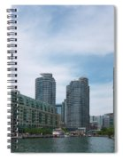 Toronto Harbourfront Spiral Notebook