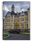 Traverse City Commons Spiral Notebook