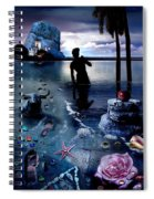 Treasure Island Spiral Notebook