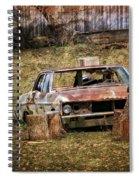 Treasures Spiral Notebook