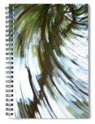 Tree Diptych 2 Spiral Notebook