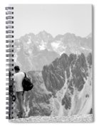 Trekking Together Spiral Notebook