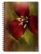 Trillium Spiral Notebook