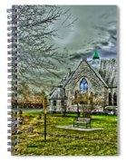 Trinity Episcopal Church Spiral Notebook