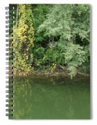 Trinity River Spiral Notebook