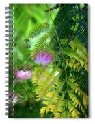Tropical Eden Spiral Notebook