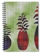Tropical Fruit Spiral Notebook
