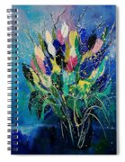Tulips 45 Spiral Notebook