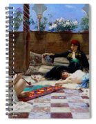 Turkish Women Spiral Notebook