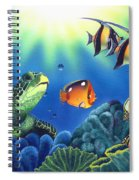 Turtle Dreams Spiral Notebook