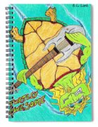 Turtley Awesome Spiral Notebook