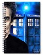 Twelve Spiral Notebook