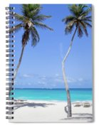 Two Palms Spiral Notebook