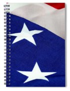 United States Flag Spiral Notebook