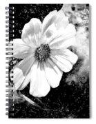 Universal Floral Spiral Notebook