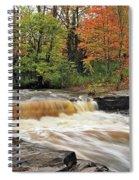 Unnamed Falls Spiral Notebook