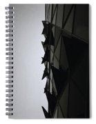 Urban Minimalism Spiral Notebook