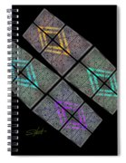 Urban Space Spiral Notebook