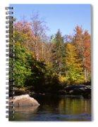 Usa, New York, Adirondack State Park Spiral Notebook