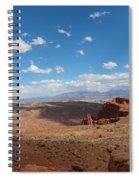 Utah Landscape Spiral Notebook