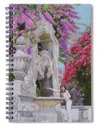 Vacation In Portugal Spiral Notebook