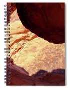 Valley Of Fire State Park Spiral Notebook