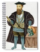 Vasco Da Gama, Portuguese Explorer Spiral Notebook