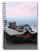 Vehicles Series Spiral Notebook