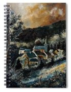 Vencimont 78 Spiral Notebook