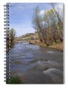 Verde River Spiral Notebook