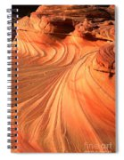 Vermilion Cliffs Dragon Spiral Notebook