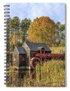 Vermont Grist Mill Spiral Notebook