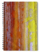 Vertical Interfusion Spiral Notebook