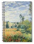 Vetheuil Spiral Notebook